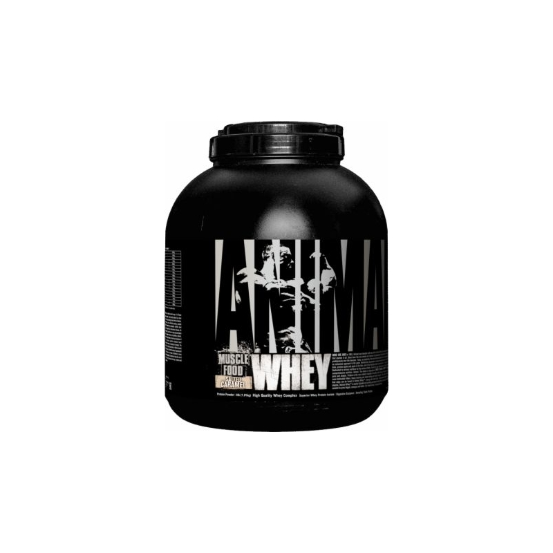 Animal Whey Isolate Loaded 5 lbs (2.3 kg)