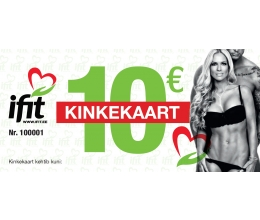 iFit Gift Card 10eur