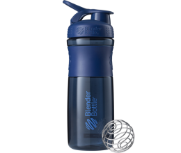 BLENDER BOTTLE Sportmixer 28oz / 828ml - NAVY