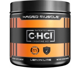 KAGED MUSCLE Creatine HCL powder 75serv