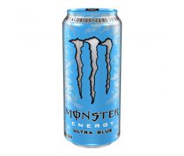 MONSTER Ultra 500ml BLUE