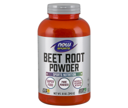 NOW FOODS Beet Root Powder - 340g (peet)