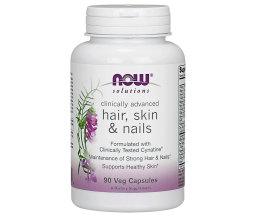 NOW FOODS Hair, Skin & Nails - 90 vcaps