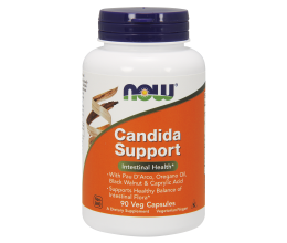 NOW FOODS Candida Support - 90 vcaps