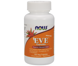 NOW FOODS EVE Superior Women´s Multi - 120 vegcaps
