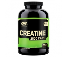 ON Creatine 2500 Caps - 200caps (Creapure)