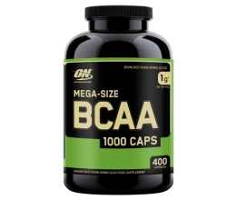 ON BCAA 1000 400 caps