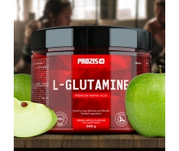 PROZIS L-Glutamine 300g Green Apple (L-Glutamiin)