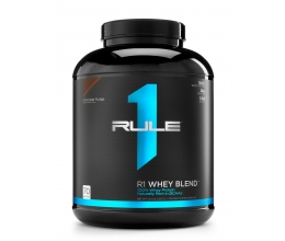 RULE1 Whey Blend 5 lbs (2300g) 70 serv