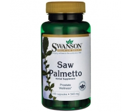 SWANSON Saw Palmetto, 540mg - 100 caps