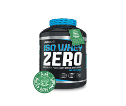 BiotechUSA Iso Whey Zero - 5lbs (Lactose Free)