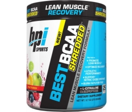 BPI Sports Best BCAA Shredded 300g Watermelon Ice