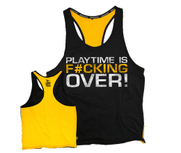 DEDICATED Premium Stringer Playtime is Over