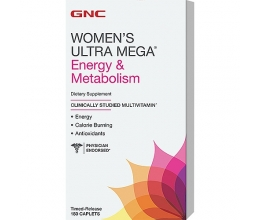 GNC Women's Ultra Mega® Energy & Metabolism