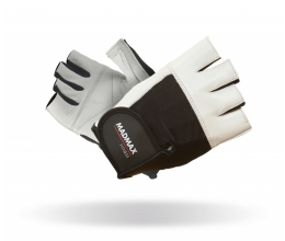 MADMAX Fitness White/Black (MFG-444)