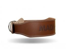 MADMAX Full leather vöö Chocolate Brown (MFB-246)