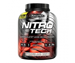 MUSCLETECH Nitro-Tech 4lb (1814g)