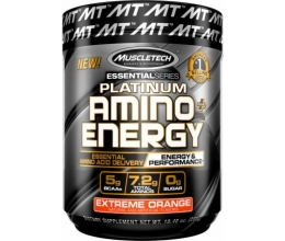 MUSCLETECH Platinum Amino Energy 30servings