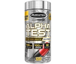 MUSCLETECH Alpha Test - 120 caps