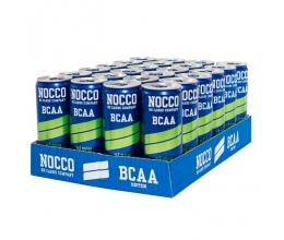 NOCCO BCAA 24 X 330ml (2500mg Bcaa / Caffeine 180mg) 1.66€ 1TK