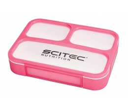SCITEC Food Container PINK