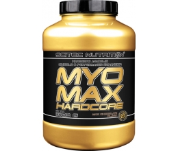 SCITEC MyoMax Hardcore 3080g Chocolate