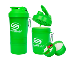 SMARTSHAKE Neon Green 600ml