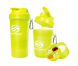SMARTSHAKE Neon Yellow 600ml