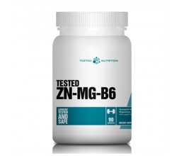 TESTED Zma 90 caps (zinc/magnesium/b6)