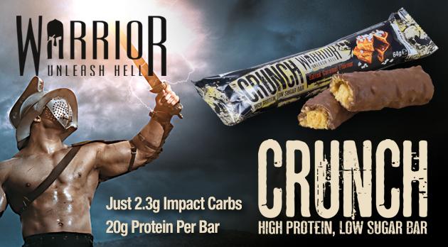 Αποτέλεσμα εικόνας για warrior crunch bar