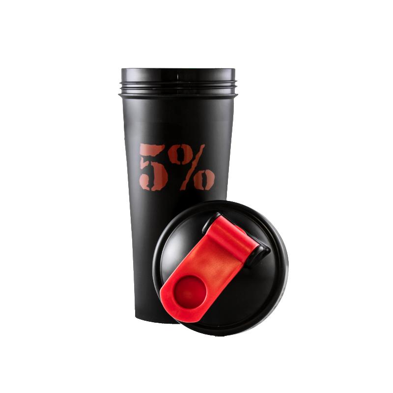 5% NUTRITION Kill it Shaker 700ml
