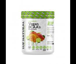 1Up Nutrition Natural Vegan Bcaa+Glutamine 30servings (270g)