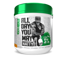 5% NUTRITION All Day You May Natty (Stevia) 450g / 30servings