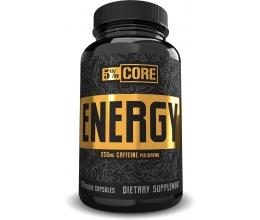 5% CORE Energy 60vcaps