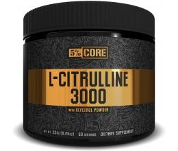 5% CORE L-Citrulline 3000 + Glycerol - 234g
