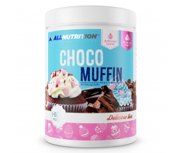 ALLNUTRITION Chocolate Muffin 500g
