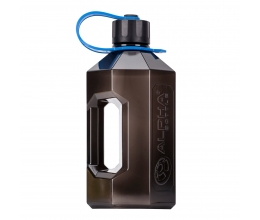 ALPHA DESIGNS XXL Jug 2400ml - Smoke Black (blue strap)