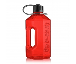 ALPHA DESIGNS XXL Jug 2400ml RED (black strap)