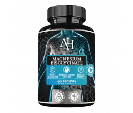 APOLLO´S HEGEMONY Magnesium Bisglycinate 120 caps.