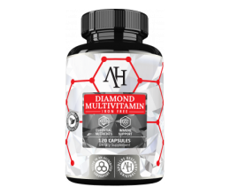 APOLLO´S HEGEMONY Diamond Multivitamin 120 caps.