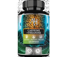 APOLLO´S HEGEMONY Caffeine + Theanine 120caps
