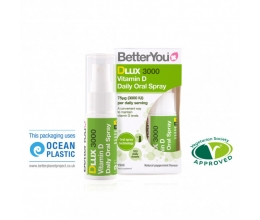 BETTERYOU DLux 3000, Vitamin D Spray - 15 ml.