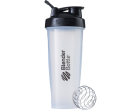 BLENDER BOTTLE CLASSIC 32 OZ Black - 1L