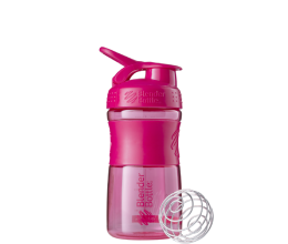BLENDER BOTTLE Sportmixer 20oz - Pink - 600ml