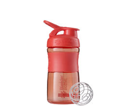 BLENDER BOTTLE Sportmixer 20oz - Coral - 600ml