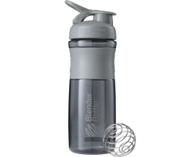 BLENDER BOTTLE Sportmixer 28oz / 828ml - PEBBLE GREY