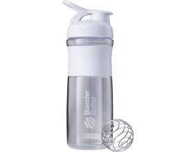 BLENDER BOTTLE Sportmixer 28oz / 828ml - WHITE