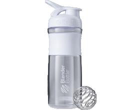 BLENDER BOTTLE Sportmixer 28oz / 828ml - WHITE