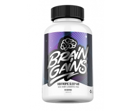 BRAIN GAINS Nootropic Sleep Aid 120 Caps