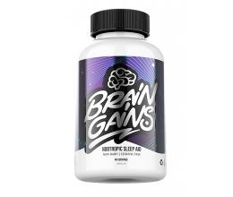BRAIN GAINS Nootropic Sleep Aid 120 Caps